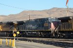 UP 6205 in Sparks